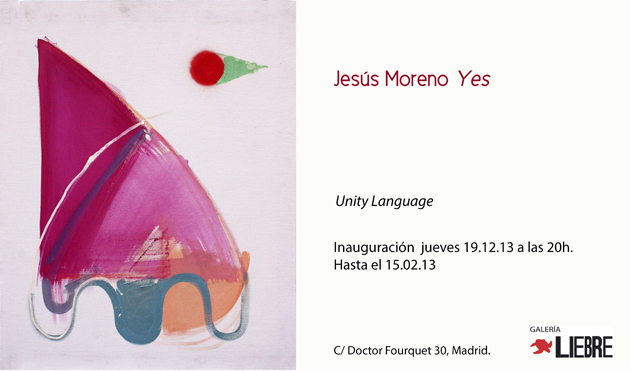 Inauguración UNITY LANGUAGE - Jesús Moreno  YES