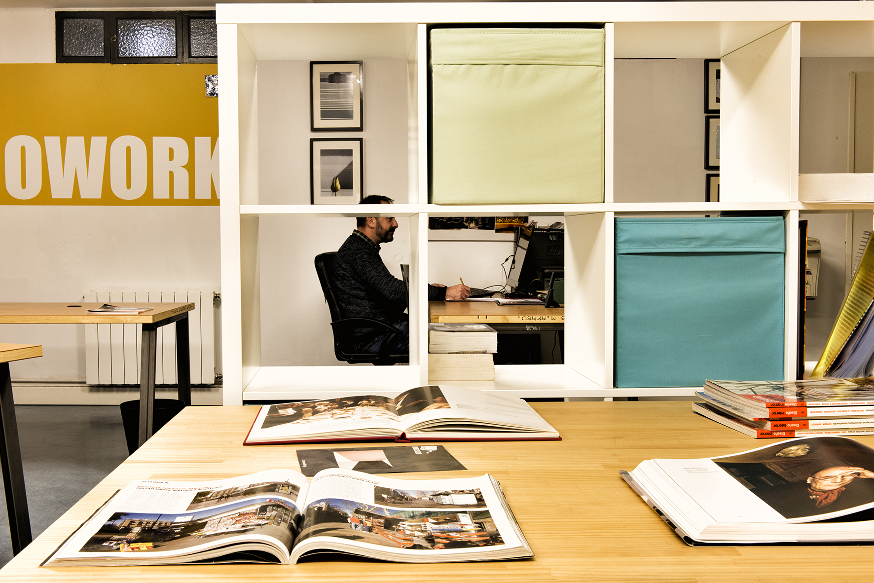 Coworking en vigo croa magazine - Oficina de empleo vigo ...