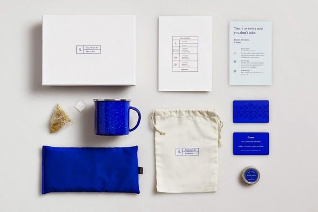 Sandra Almeida - Diseñadora Gráfica Vigo, Galicia_ Vista previa _Casper; Buenas Noches2