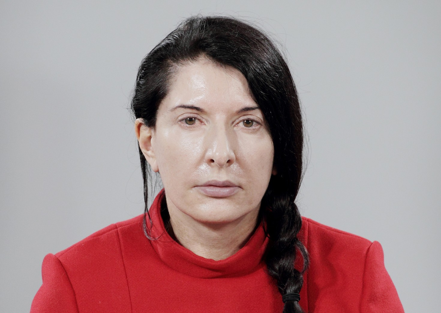 Marina Abramović: The Artist Is Present Photo by Marco Anelli. © 2010 Marco Anelli