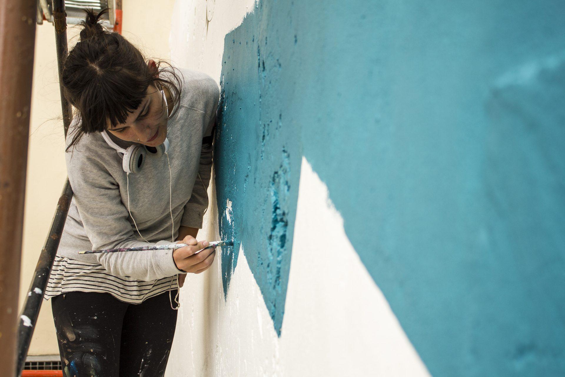 Laura mural2