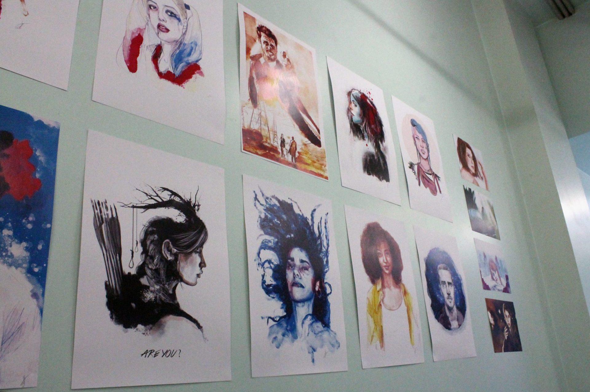 Nacho Vega, Navega ilustración pontevedra exposición rumore (3)